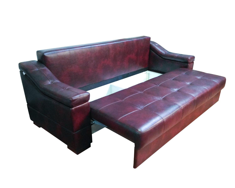диван-кровать Макс-П5, еврокнижка, спальное место 187х150 см + ящик для белья