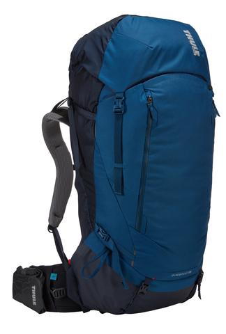 Картинка рюкзак туристический Thule Guidepost 65L Синий - 1