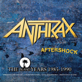 Anthrax / Aftershock: The Island Years 1985-1990 (4CD)