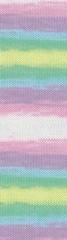 2132 (Белый,розовый,лиловый,голубой,салат,лимон)