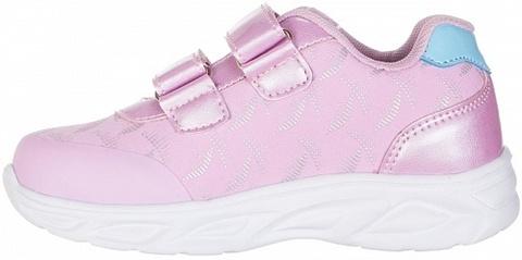 Кроссовки розовые  светодиоды  Softshell, Капика (Ньютон)