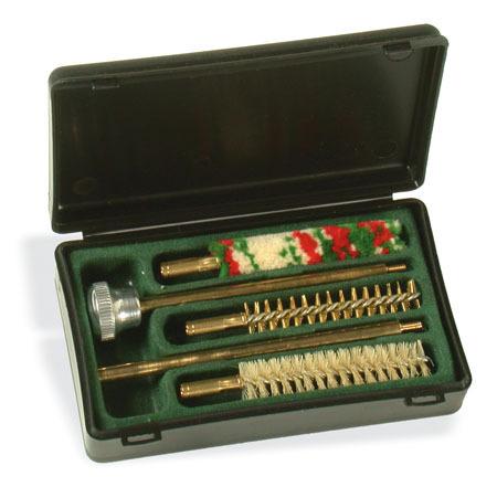 Набор для чистки кал. 4,5 мм. пистолетный пластиковый футляр 83/4,5
