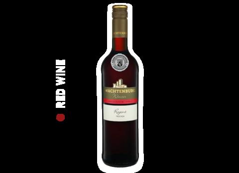 Червоні німецькі вина