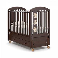 Детская кровать Макс шоколад