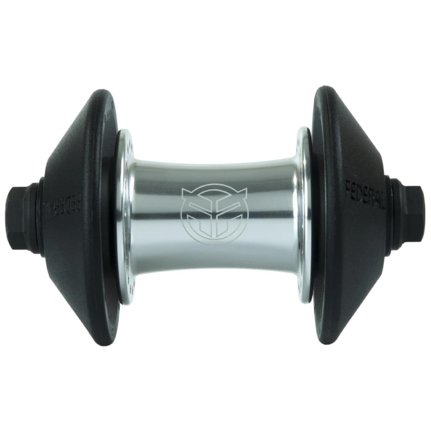 BMX Втулка Передняя Federal Stance Pro Серебряная