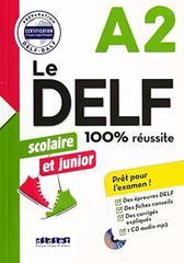 Nouveau DELF scolaire et junior A2 + CD