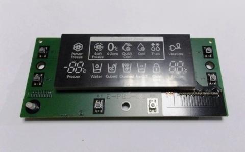 Плата дисплея холодильника SAMSUNG DA41-00261