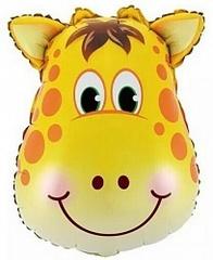 К Фигура, Голова Жирафа, 25''/64см.