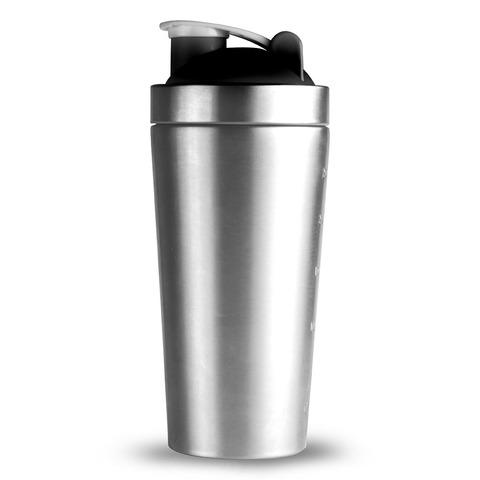 Шейкер Asobu Shake it baby (0,8 литра), черный