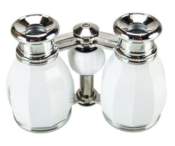 Окуляры Veber БГЦ 4x30 с серебряным напылением