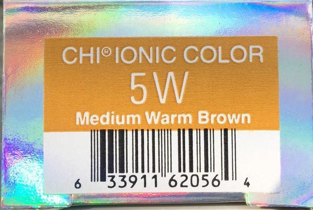 Крем-краска CHI Ионик 5 W 85 гр