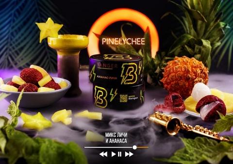 Табак Banger Pine Lychee (Ананас и Личи) 100г