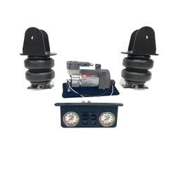 Toyota HiLux VII пневмоподвеска задней оси + система управления 2 контура (без ресивера)