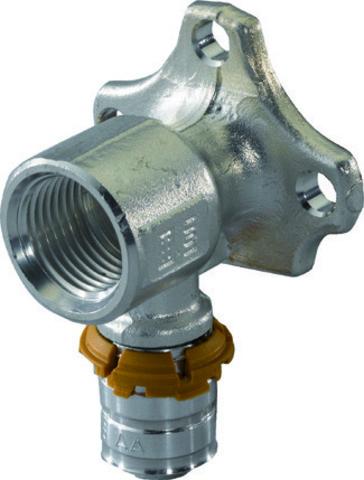 Водорозетка Uponor Smart Aqua S-Press 16-1/2