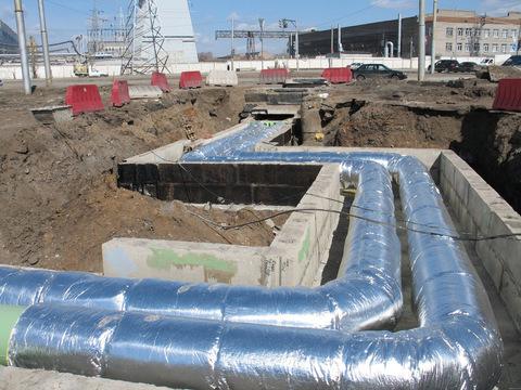 Изготовление теплоизоляционных конструкции СТУ со специальными техническими характеристиками и требованиями