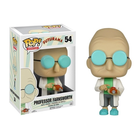Futurama - Pofessor Farnsworth Funko Pop! Vinyl Figure || Профессор Фарнсворт