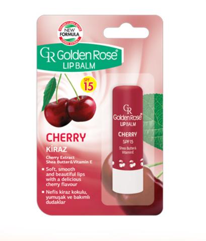 Golden Rose Бальзам для губ Lipbalm CHERRY SPF15