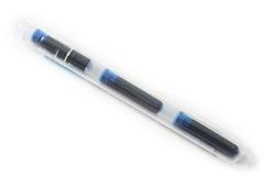 Картриджи для ручек Pilot Petit (CL — clear blue — голубые)