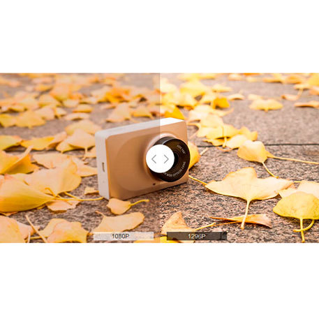 Видеорегистратор Xiaomi Yi Smart Dash Camera (серый)