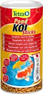 Tetra Основной корм для кои, Tetra Koi Sticks, палочки тетра_кой_стикс.jpg