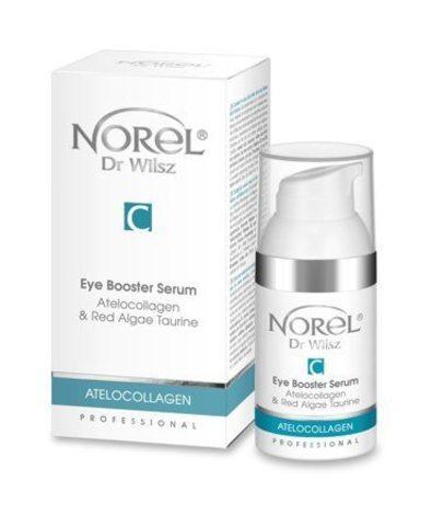 *Гидро-гелевая заполняющая морщины сыворотка-бустер для области вокруг глаз(Norel/30ml/PZ 015)