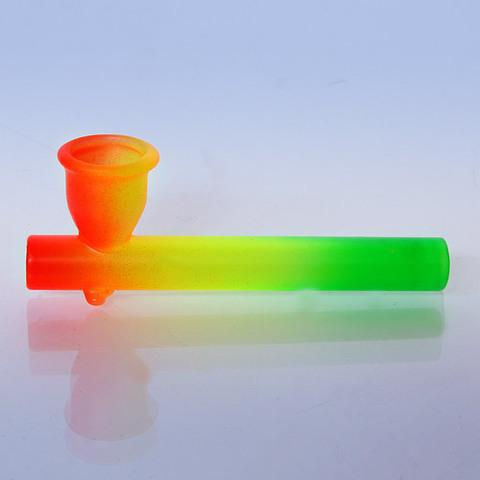 Трубка Цветное стекло, L~7,5см