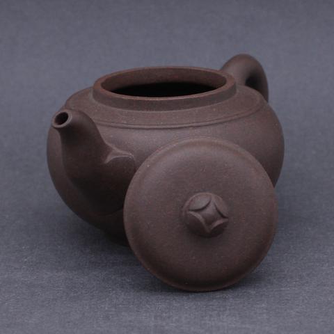 Чайник из исинской глины, 210мл,  131011