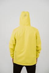 Ветровка мужская Мембрана желтый
