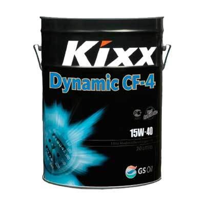 L2001P20E1 Kixx HD CF-4 15W-40 минеральное моторное масло (20 литров) купить на официальном сайте партнера ht-oil.ru