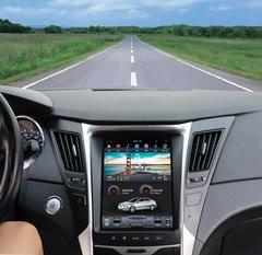 Магнитола Hyundai Sonata 2011-2016 стиль Tesla Android 9.0 4/32GB IPS DSP модель ZF-1031-DSP