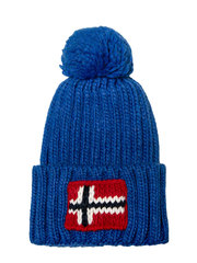 Napapijri шапка Semiury 3 ярко-синий