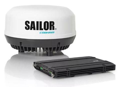 Купить Морской спутниковый терминал SAILOR® 4300 по доступной цене