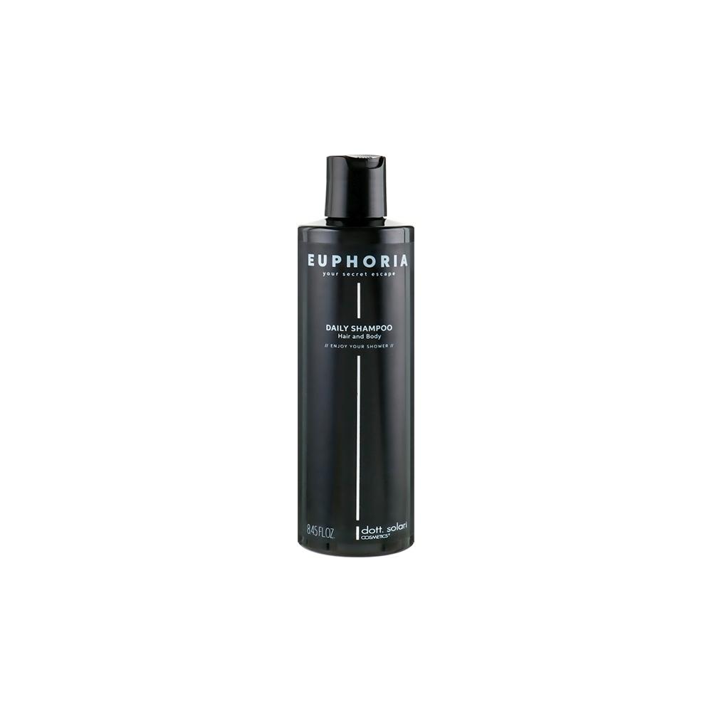 Ежедневный шампунь для волос и тела