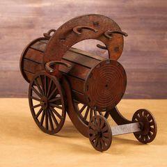 Мини-бар деревянный «Пушка», фото 2