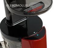 Соковыжималка Hurom Alpha Plus H-AA-EBE19 (красная)