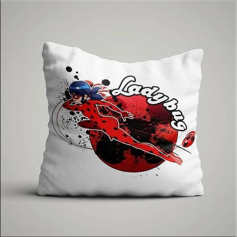 Подушка с Леди Баг №1