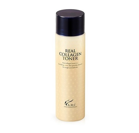 AHC Real collagen toner