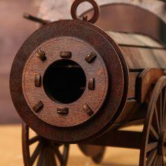 Мини-бар деревянный «Пушка», фото 4