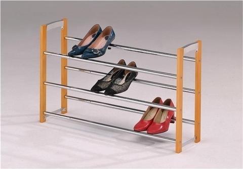 Подставка для обуви 3 полки SR 0795-3 дуб