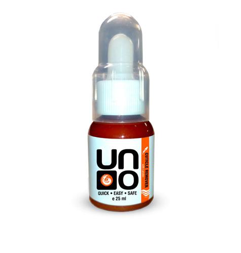 Ремувер для кутикулы с ланолином UNO 25мл.