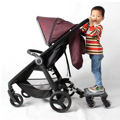 Подножка для второго ребенка Elenire Kids Sled с сиденьем