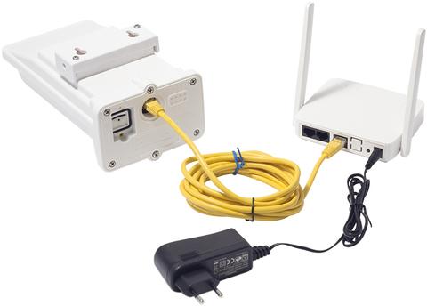 Внешний 3G/4G роутер RF-Link R850