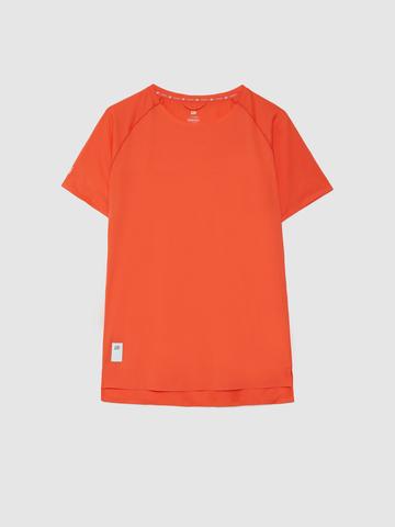 Футболка женская Gri Старт 2.0 оранжевая