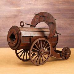 Мини-бар деревянный «Пушка», фото 1