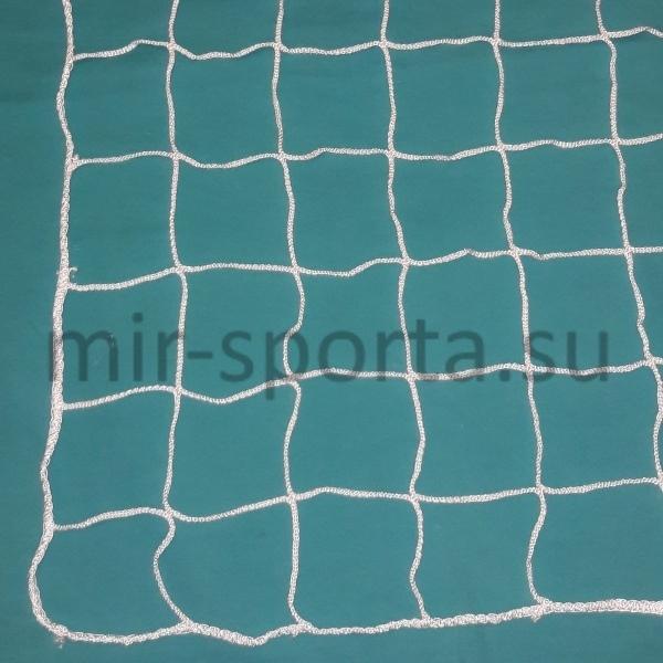 Заградительная сетка / защитная сетка, ячейка 100х100 мм, нить 4,0 мм.