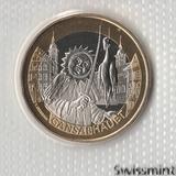 P2923, 2014, Швейцария, 10 франков UNC в родной запайке, Праздник Гансабауэт, Тираж: 92.000 шт
