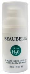 24 ч увлажняющий матирующий гель (Beaubelle | Система Увлажнения | 24 Hrs Hydro Matte Gel), 30 мл.