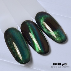 Гель лак Fresh prof 5D cat eye №5 10g