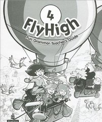 Fly High 4 Fun Grammar TG