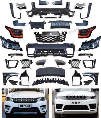 Комплект рестайлинга Range Rover Sport 2014-2017 в 2018+